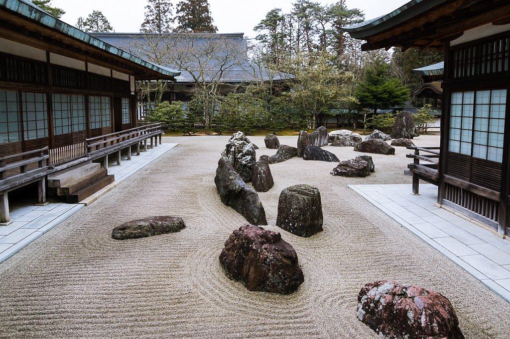 Kongobuji Temple, Koyasan