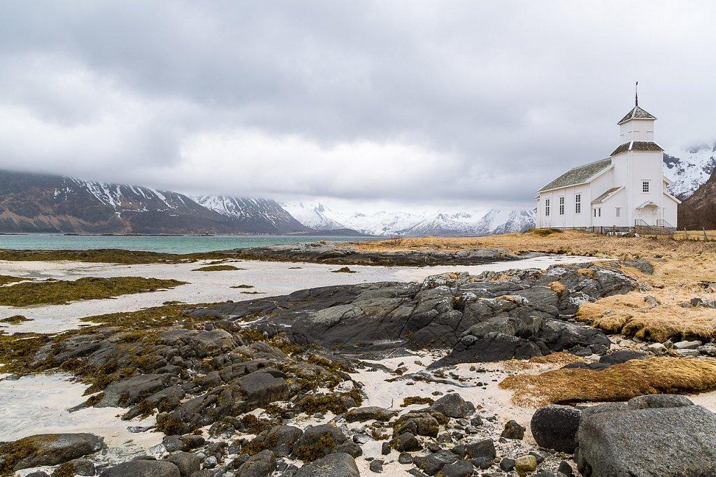 Gimsøya, Lofoten