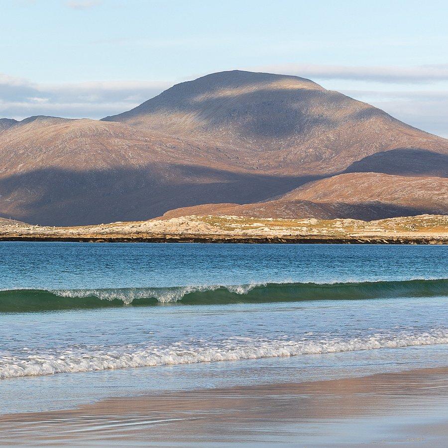 Luskentyre Beach, Äußere Hebriden
