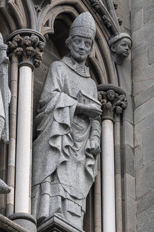 Der Kardinal (Nidarosdom, Trondheim)